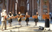 concert at the church